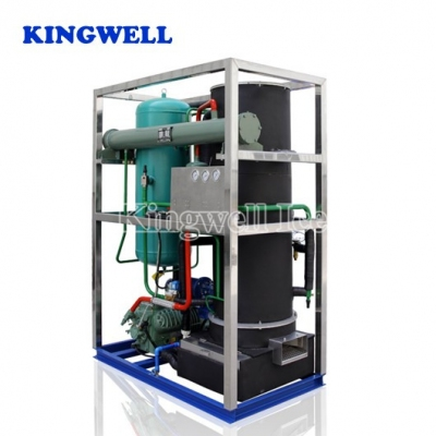 KW-T5 (5tons/day) Tube Ice Machine